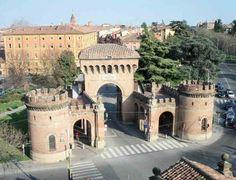 Porta Saragozza - Bologna, Italy