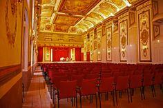Haydnsaal @Schloss Esterházy, 04/21/2012 European Tour, Orchestra, Hungary, Shanghai, Valance Curtains, Tours, Decor, Cordial, Decoration