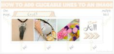 Tutorial on how to add clickable links to an image on your blog. Definitely a must read!
