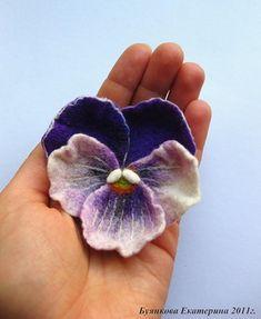 Картинки по запросу валяние на каркасе цветы