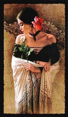 cigana flamenca