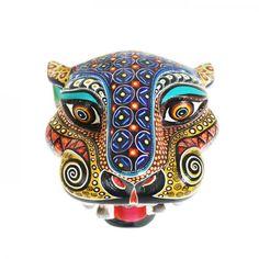 Manuel Cruz Jaguar Mask
