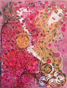 Anne Marie Zilberman Art