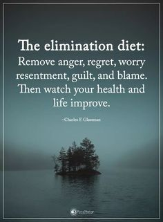 #About #The elimination #diet