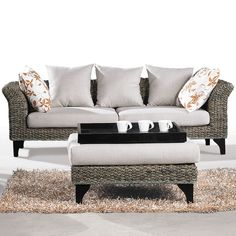 Furniture Rattan Sofa