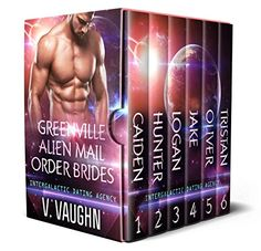 Greenville Alien Mail Order Brides - Complete Edition box set by V. Vaughn:- Amazon.co.uk ⚠ KU