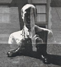 Harry Callahan Self portrait