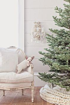 dreamy white christmas