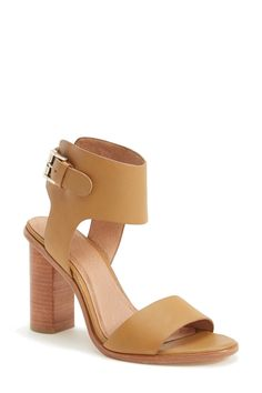 Opal Stacked Heel Sandal by Joie on @nordstrom_rack