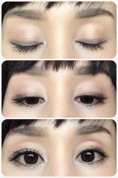 いつものアイメイクに上質なツヤと輝きをプラス。シャネル ... 写真「ーヴェルヴェット」をベースに、こちらのアイシャドウ↓「コフレドール ソフトグラマラスアイズ 01」で仕上げた目元。(③のアイライナー色以外、全色使用。 Accounting, Makeup, Make Up, Beauty Makeup, Bronzer Makeup