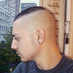Military Cut - High and Tight