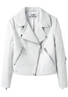Acne / Rita Leather Jacket