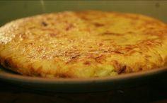 Como fazer tortilla espanhola - Diário do Olivier - GNT