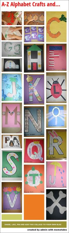 How To Make A Letter Entrancing Read & Make  Letter Of The Week  Books Craft And Literacy