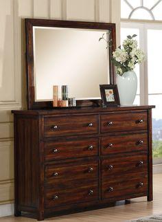 Dawson Creek 6 Drawer Dresser