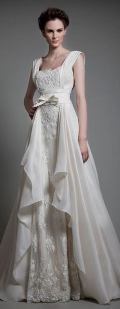 Tony Ward layed white dress...not quite, but there are aspects of it that I…