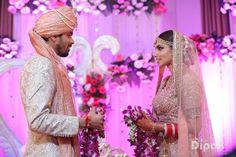 Rituals - The Fairytale Wedding! Photos, Hindu Culture, Beige Color, Bridal Makeup, Groom Sherwani, Designer Groom Wear pictures, images, vendor credits - Orana Hotels and Resorts, WeddingPlz