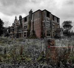 manor houses of england | ... and abandoned manor houses such as the infamous potters manor it s