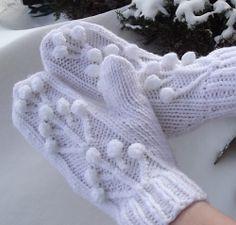 Ravelry: westgate's Aran mittens-II