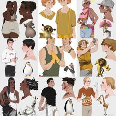 Disney Pixar, Arte Disney, Disney Marvel, Disney Cartoons, Disney And Dreamworks, Disney Art, Disney Drawings, Cartoon Drawings, Disney Characters As Humans