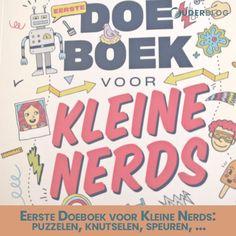 Een fantastische doeboek voor kinderen die houden van wetenschap en techniek. Maar ook voor zij die de eerste stapjes in deze wondere wereld willen zetten.