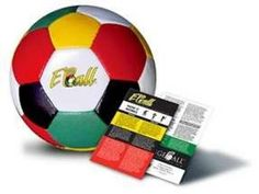 Introducing EvangeBall EASY-TO-USE: 1) Play a Game. 2) Gather a group. 3) Use the colors to 'Simply Share Jesus' Use the five colors of the Wordless Book to turn sports into fun evangelism and outreach opportunities. http://stores.ebay.com/Gods-411
