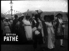 #Scarborough, North Yorkshire - The Spa (1927) #British_Pathe #Yorkshire