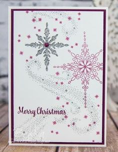 Paper Daisy Crafting: Pootles Blog Hop - Winter Wonder card using ...
