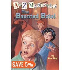 222 best books english grade 3 images on pinterest baby books a to z mysteries the haunted hotel ron roy fandeluxe Images