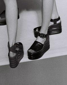 Céline F/W 2014 platforms #shoes