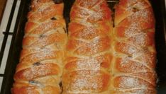 Voňavý makovník a ořechovník od babičky recept Czech Recipes, Egg Recipes, Dessert Recipes, Cooking Recipes, Hungarian Recipes, Russian Recipes, Sweet Cookies, Sweet Pastries, Puff Pastries