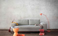 Classic Line Sofa with Pure Lines