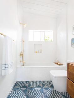 Guest Bathroom Reveal