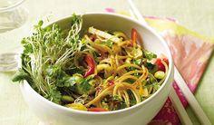 Slimming Superfood Recipe: Veggie Pad Thai