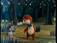 Part 1 of 4 This is the Polish version. But if you don't speak Polish, it's still a joy to see. Especially the music is enchanting. More info on colargol: ht. 3d Animation, Stop Motion, Make Me Smile, Teddy Bear, Joy, Animals, Image, Don't Speak, Poland