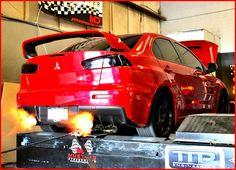 Good Evo Dyno Fire. More Information. More Information. Mitsubishi Evo Rally Car