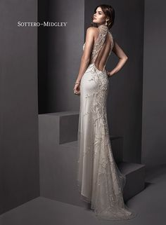 Large View of the Catalina Bridal Gown