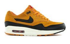 Nike Air Max 1 'Black Gold'