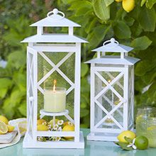 I am soooo in love with these NEW lanterns. I can't wait for everyone to have them :)  P91780 and P91781 Lattice Lanterns... must have for Summer Entertaining- Let me give them to you FREE! Ask me how... 314-775-6822