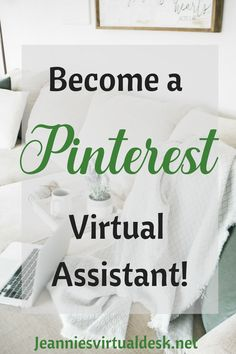 If you have a love of Pinterest and want the freedom and flexibility of having your own work-from-home business, then this is the course for you! Become a Pinterest VA Today opens for enrollment in September, so hop on the wait list now and secure your spot to your dream job!