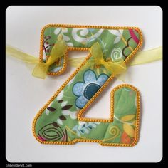 Z - Embroidery It | Creative Embroidery Designs