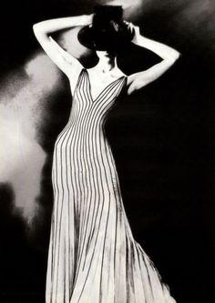 "apeot: "" Lillian Bassman Vogue Germany, December 1998 """