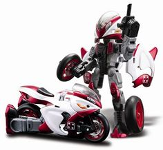 Transformers Motorcycle | Cykons Quikrip Transformable Motorcycle Bike Disguise Robot Toy ...