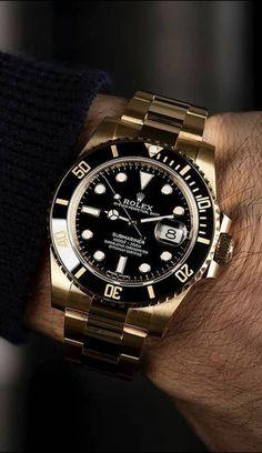 Rolex Submariner Luxury Watches, Rolex Watches, Perpetual Motion, Rolex Submariner, Fans, Accessories, Instagram, Fancy Watches, Jewelry Accessories
