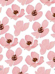 Texturas Y❤B <> Floral Patterns Maggie Humphrey Pretty Patterns, Beautiful Patterns, Flower Patterns, Flower Pattern Design, Pattern Designs, Pink Patterns, Graphic Patterns, Fabric Patterns, Crochet Patterns