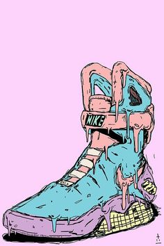 Shoe trees by Sole Trees ensure that the sneakers and shoes remain in the original shape and formation, despite the effects of age and gravity. Sneakers Wallpaper, Shoes Wallpaper, Nike Wallpaper, Arte Do Hip Hop, Hip Hop Art, Sketch Manga, Trill Art, Handy Wallpaper, Hypebeast Wallpaper