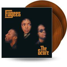 Fugees - The Score (Orange Vinyl Reissue) Cloud Rap, Straight Outta Compton, Trip Hop, Lp Vinyl, Vinyl Records, Deep Purple, Jeff Buckley Grace, Romeo Elvis, Reggaeton
