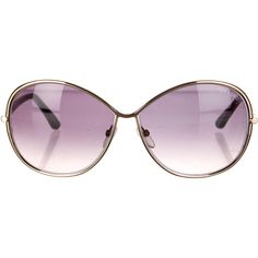 Pre-owned Tom Ford Iris Sunglasses ($155) ❤ liked on Polyvore featuring accessories, eyewear, sunglasses, black, tom ford sunnies, tom ford, black glasses, black sunglasses and iris glasses