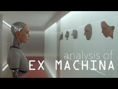 In this video, I offer my interpretation of the ending of Alex Garland's 2015 science fiction film Ex Machina. Ex Machina, Science Fiction, Film, Blessings, Israel, Youtube, Blessed, Peace, Sci Fi