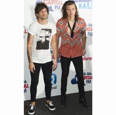 Larents at the Summertime Ball 2015.